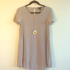 Forever 21 Tan Mini Dress
